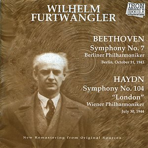 Image for 'Furtwängler Performs Beethoven & Haydn'