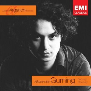 Image for 'Martha Argerich presents...Alexander Gurning'