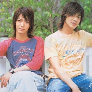 Image for 'Akanishi Jin & Kamenashi Kazuya'