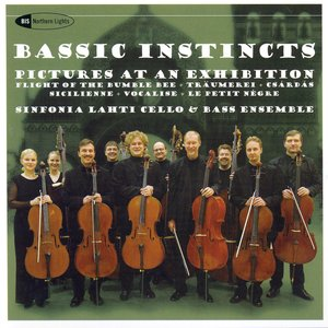 Image for 'Bassic Instincts - Popular Works for Low Strings'