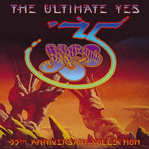 Image for 'Ultimate Yes: 35th Anniversary Collection'