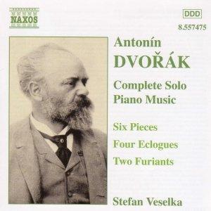 Imagen de 'DVORAK: 6 Pieces, Op. 52 / Eclogues, Op. 56 / Furiants, Op. 42'