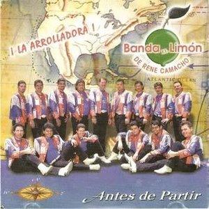 Bild für 'Antes De Partir'