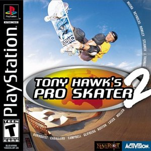Image for 'Tony Hawk Pro Skater 2'