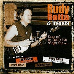 Bild für 'Rudy Rotta & Friends'