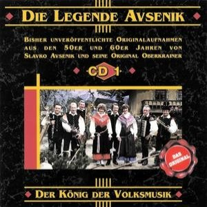 Image for 'Die Legende Avsenik'