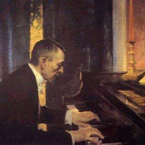 Image for 'Sergueï Rachmaninov'