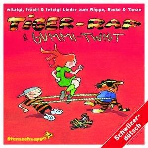 Image for 'Tiger-Rap & Gummi-Twist'