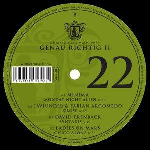 Image for 'V.A. - Genau Richtig II (whirpoolsex music)'