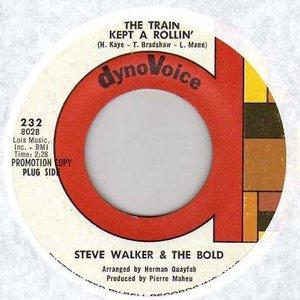 Image for 'Steve Walker & The Bold'