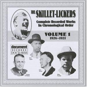 Immagine per 'The Skillet-Lickers Vol. 1 (1926-1927)'