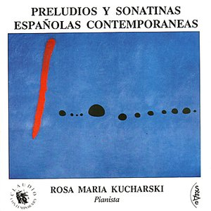 Image for 'Mompou, Montsalvatge, Abril: Preludes and Sonatinas of Comtemporary Spanish Composers'