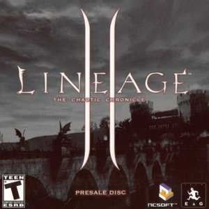 Image pour 'Lineage II: The Chaotic Chronicle'