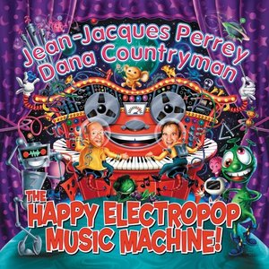 Image for 'The Happy Electropop Music Machine'