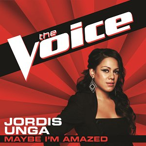 Bild für 'Maybe I'm Amazed (The Voice Performance) - Single'