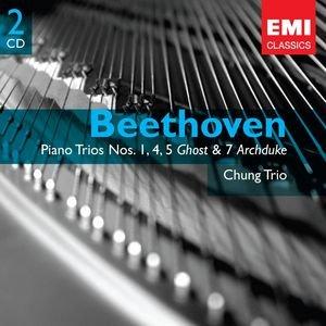 Image for 'Beethoven: Piano Trios Opp.1 No.1,11,70, No.1 & 97'