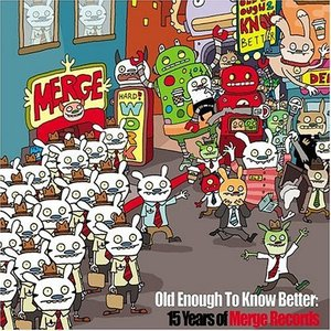 Image for 'Merge at 15: Old Enough to Know Better (disc 2)'