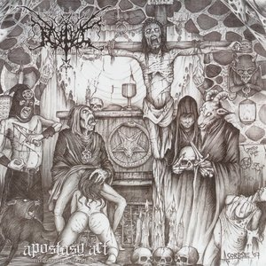 Imagem de 'Apostasy Act: Recrucifixion.Ritual.Revelation'