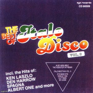 Image pour 'The Best Of Italo Disco Vol. 09 (1987)'