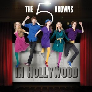 Image pour 'The 5 Browns In Hollywood'