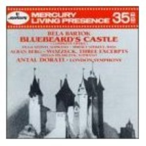 Image for 'Duke Bluebeard's Castle'