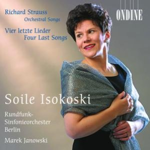 Bild för 'Strauss: Four Last Songs; Orchestral Songs'