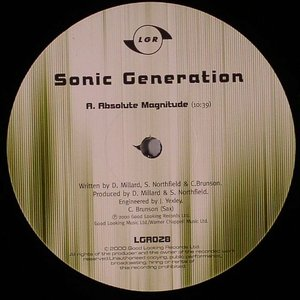 Image for 'Sonic Generation'