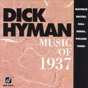 Image for 'Live at Maybeck Recital Hall, Vol. 3: Music of 1937'