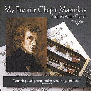 Image for 'My Favorite Chopin Mazurkas'