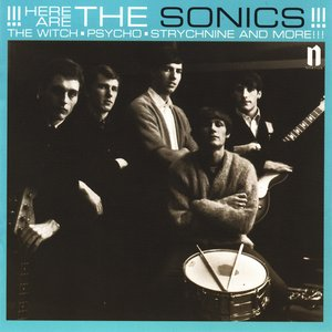 Image for 'Here Are The Sonics'