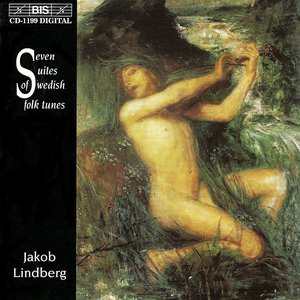 Immagine per 'Lindberg: Seven Suites of Swedish Folk Tunes'