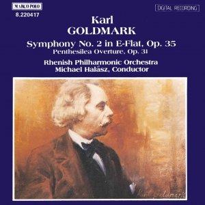 Image for 'GOLDMARK: Symphony No. 2, Op. 35 / Penthesilea, Op. 31'