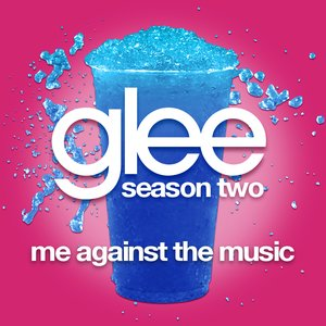 Immagine per 'Me Against the Music (Glee Cast Version)'