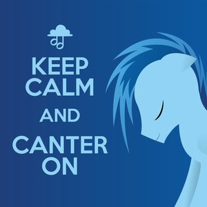 Image for 'Keep Calm and Canter On'