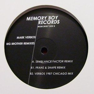 Image pour 'Big Brother - Remixes'