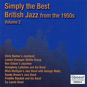 Image for 'Simply The Best British Jazz From The 1950s Volume 2'