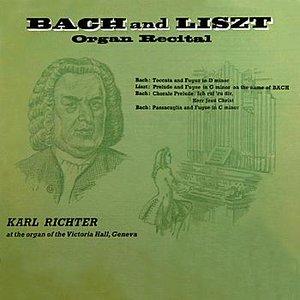 Image for 'Bach & Liszt Organ Recital'