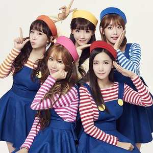 Image for 'Crayon Pop'