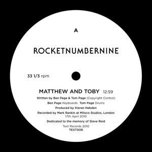 Image for 'Matthew & Toby (Original/Four Tet Remix)'