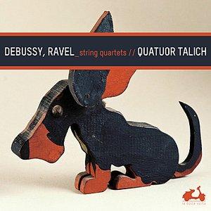Imagem de 'Debussy, Ravel: String Quartets'