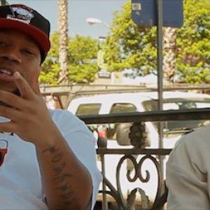 Bild für 'Rapper Big Pooh & Roc C'