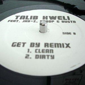 Imagem de 'Get By (Remix Promo CDS) Ft Jay-z and Busta'