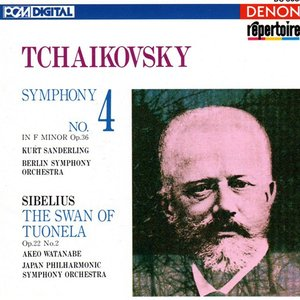Image for 'Tchaikovsky: Symphony No. 4 - Sibelius: The Swan of Tuonela'