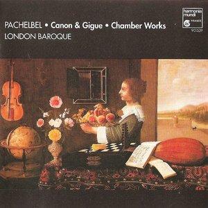 Bild für 'Pachelbel: Canon & Gigue, Chamber Works (London Baroque)'