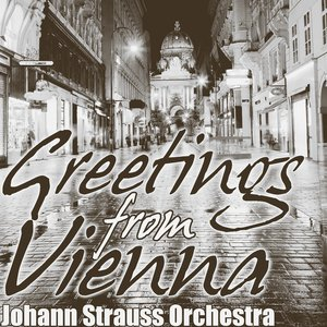 Image for 'Greetings From Vienna'