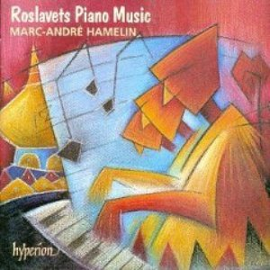 Image for 'Roslavets: Piano Music'