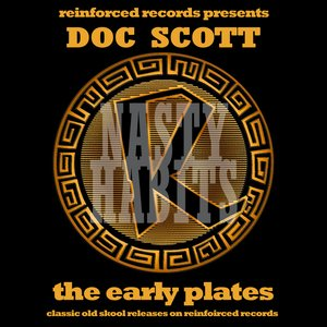 Image for 'Reinforced Presents Doc Scott - The Early Plates'