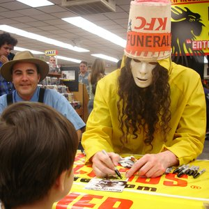 Immagine per 'Buckethead & Friends'