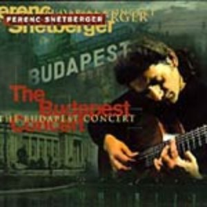 Image for 'The Budapest Concert'