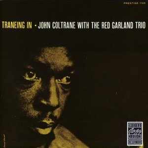 Image for 'John Coltrane with The Red Garland Trio'